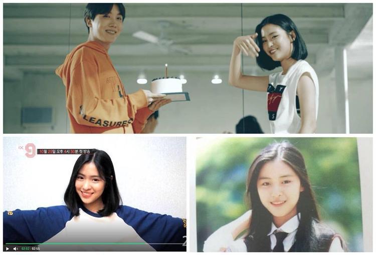 Shin Ryu Jin (thực tập sinh JYP) từng xuất hiện trong Love Yourself của BTS bất ngờ có mặt trong teaser MIXNINE.