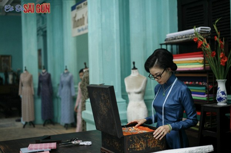 Vai diễn ấn tượng của Ngô Thanh Vân trong phim.
