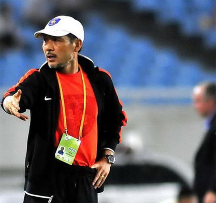 Chang Woe-ryong từng là đồng đội của Park Hang-seo.