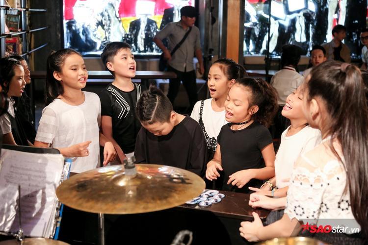Team của Soobin Hoàng Sơn nổi bật với những cá tính âm nhạc khác biệt.