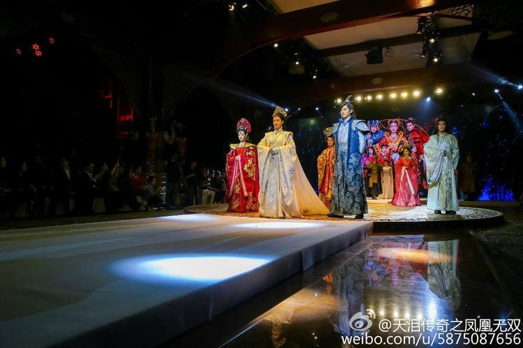 Trịnh Nguyên Sướng sánh đôi cùng Vương Lệ Khôn trong web-drama huyền hảo