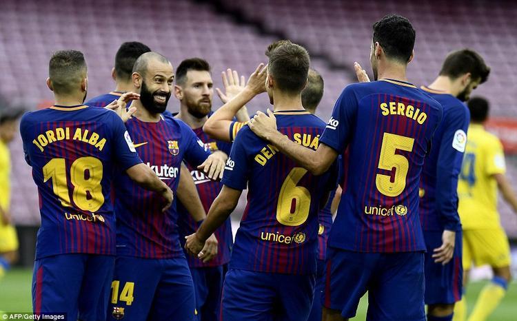 Chiến thắng này giúp Barca có chuỗi toàn thắng sau 7 vòng đấu để giữ vững ngôi đầu bảng La Liga. Hiện tại, gã khổng lồ xứ Catalan tạm cách nhà ĐKVĐ Real Madrid đến 10 điểm trước khi thầy trò HLV Zidane có trận đấu vớiEspanyol.