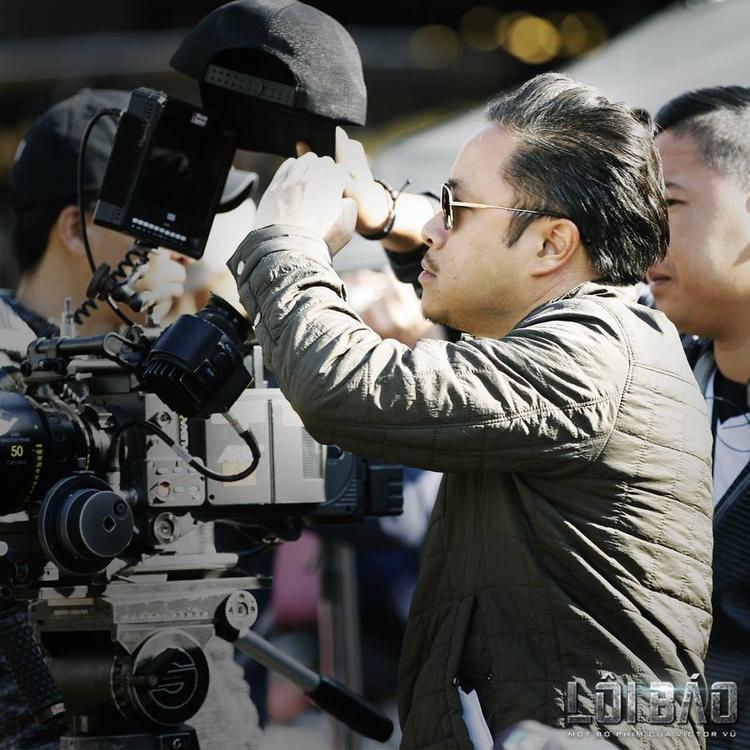 Đạo diễn Victor Vũ.