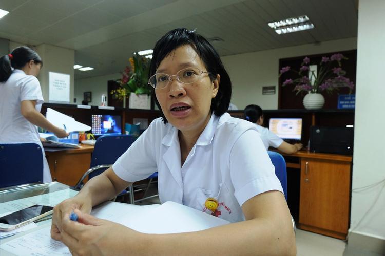 Bác sĩ Võ Thị Thanh Bình, Phó giám đốc Trung tâm Tế bào gốc kể lại những kỷ niệm về GS Nguyễn Anh Trí.
