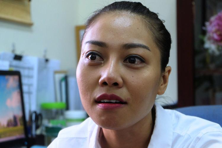 Theo chị Ngọc, chị và những nhân viên Viện học hỏi được rất nhiều điều từ GS Trí.