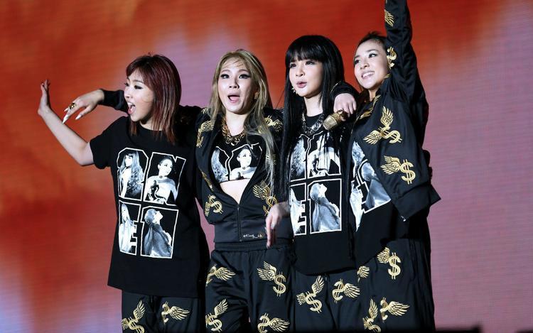 2NE1 cũng có khoảng thời gian hoạt động ở Hàn Quốc và Nhật Bản rất thành công tuy nhiên do số lượng sản phẩm phát hành không quá nhiều nên nhóm đành ngậm ngùi đứng hạng 3.