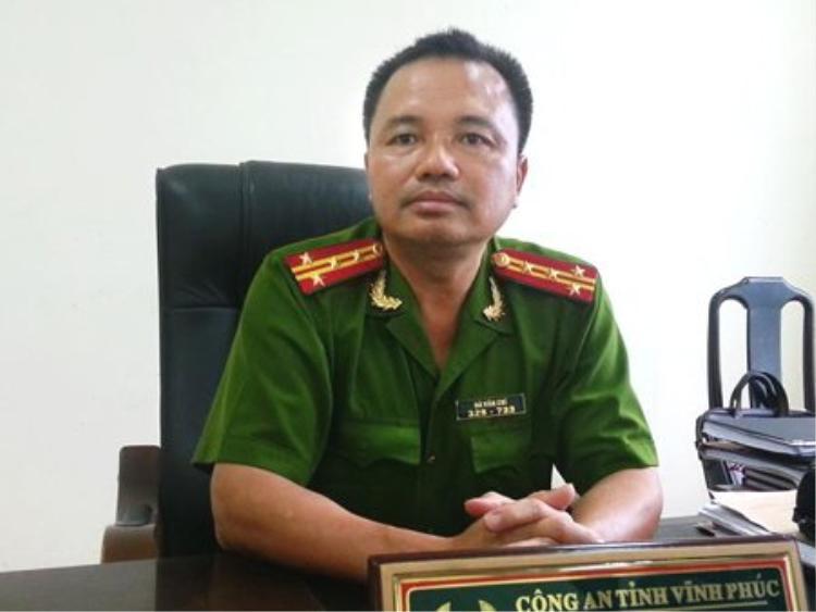 Đại tá Hà Văn Chí kể về việc phá vụ án giết người cướp của.