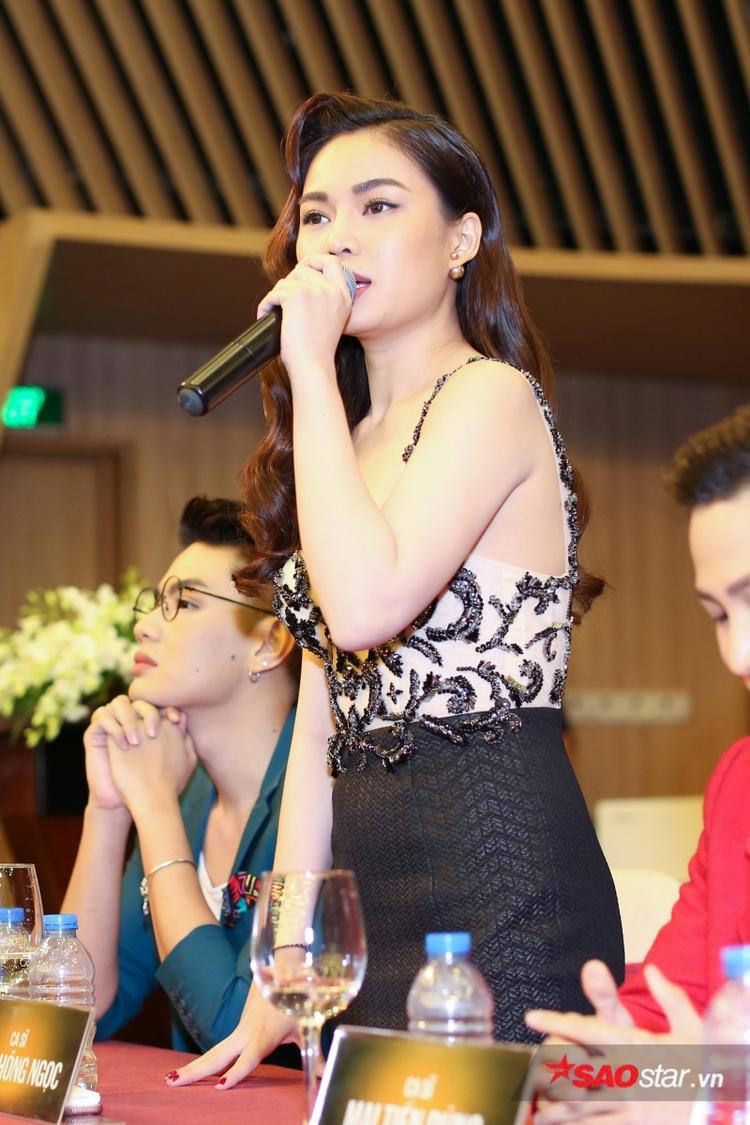 Khi chuyển sang hát nhạc trữ tình - bolero, sự nghiệp của Giang Hồng Ngọc đã có sự khởi sắc nhất định.