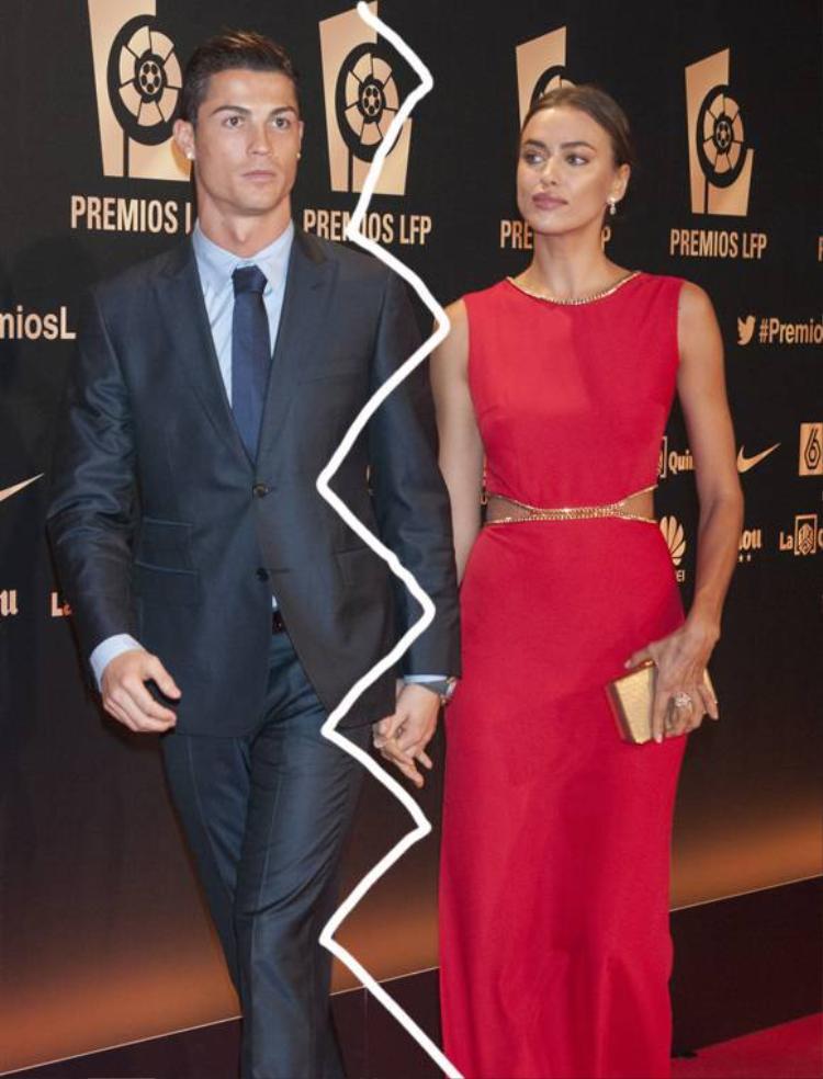Ronaldo và Irina Shayk đã đường ai nấy đi vào đầu năm 2015