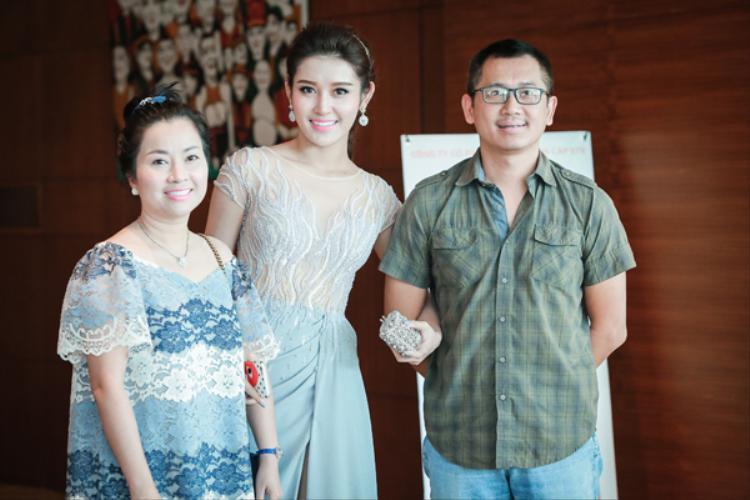 Trước giờ G Miss Grand International 2017, bố Huyền My tiết lộ sự thật sau phút thăng hoa của con gái