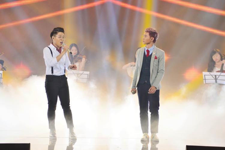 Thậm chí, trước đây cả 2 còn từng song ca cùng nhau trên sân khấu.