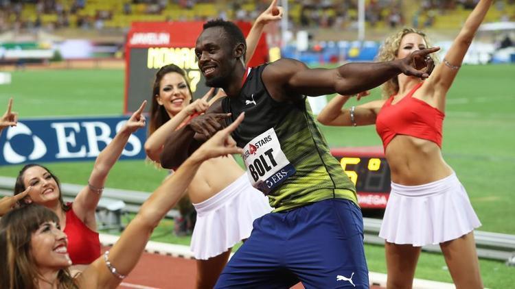 Usain Bolt cũng khét tiếng về nhu cầu tình dục.