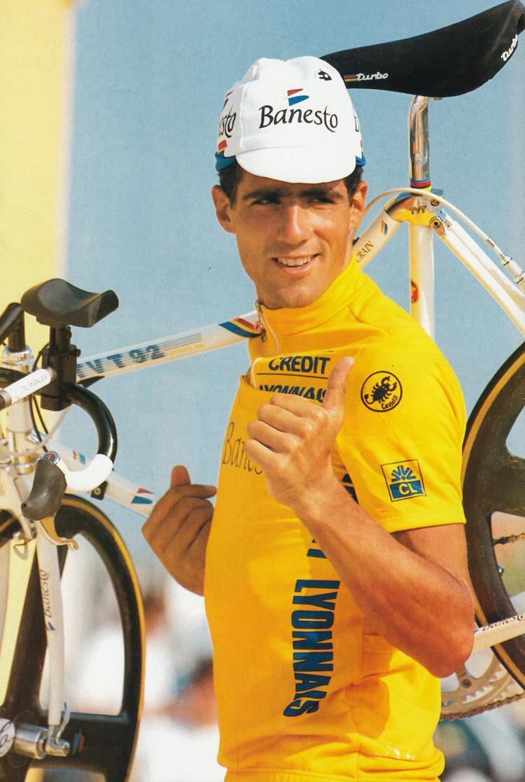 Các cua-rơ hàng đầu hoặc đoạt áo vàng ở Tour de France thường thuộc loại điển trai.