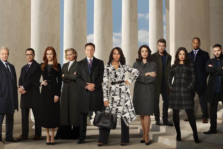 2 series phim tâm lý Scandal và Royal Pains nối gót trở lại với mùa cuối