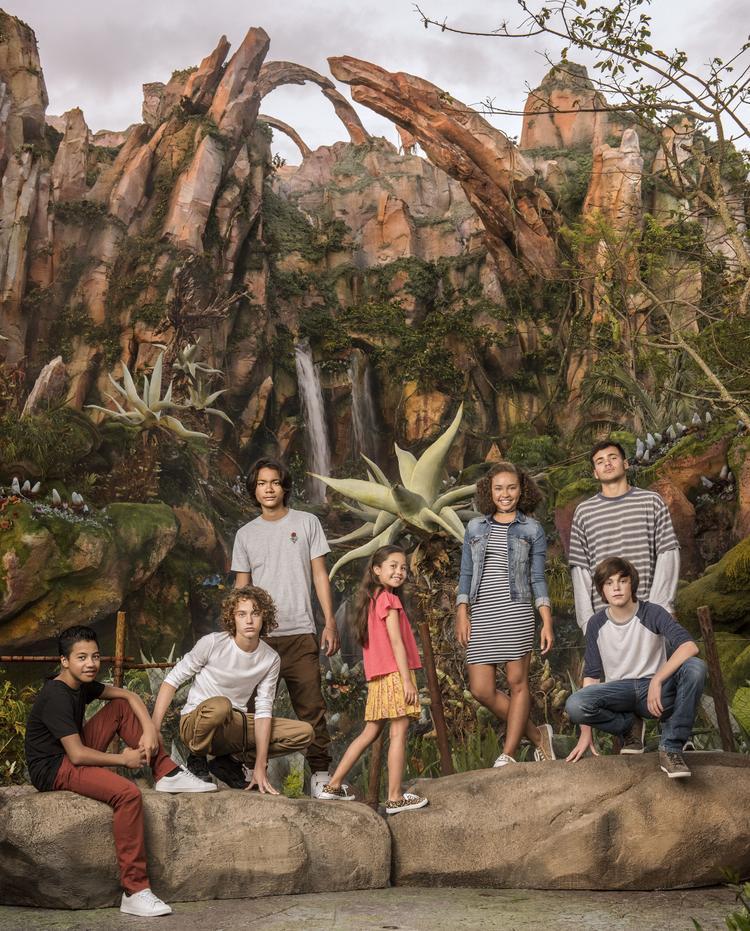 Avatar 2 xác nhận ra mắt cuối năm 2020 cùng dàn diễn viên nhí - những người chủ tương lai của hành tinh Pandora.