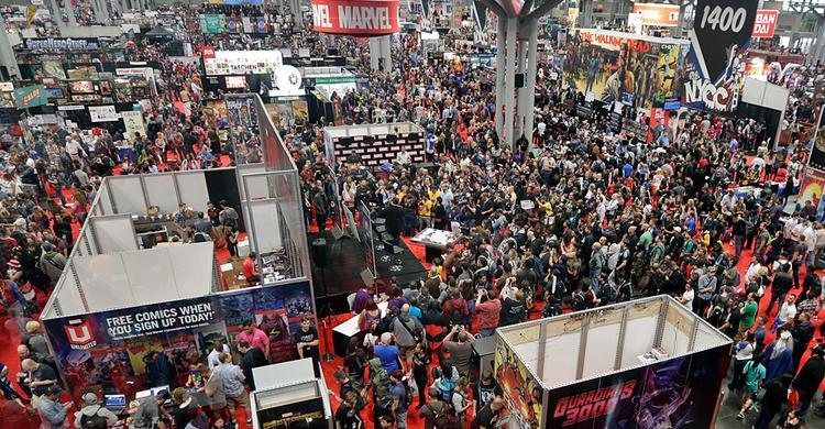 Sự kiện quy tụ hàng triệu lượt khách tham quan.