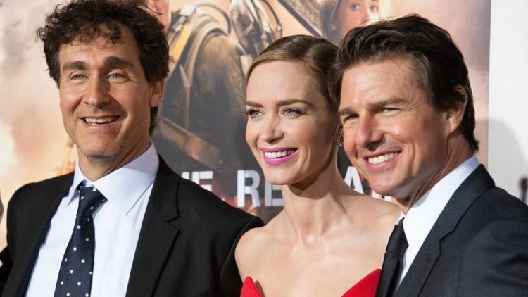 Bộ ba đạo diễn Doug Liman, diễn viên Tom Cruise và Emily Blunt