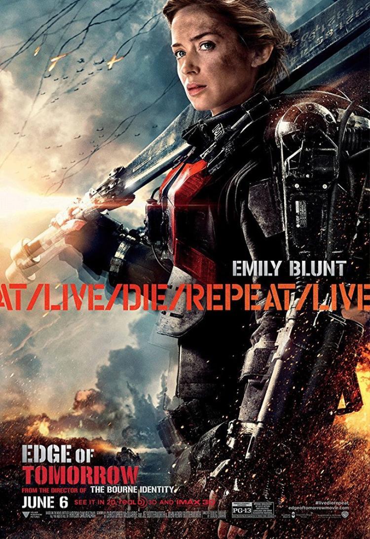 Edge of Tomorrow 2: Kịch bản đã xong nhưng chuyện bấm máy thì còn lâu