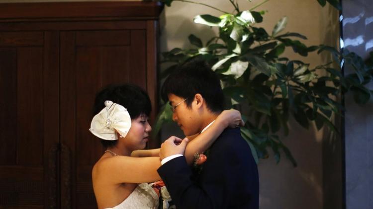 Quan điểm của người Trung Quốc về tuổi tác trong hôn nhân đang dần thay đổi. Ảnh: SCMP