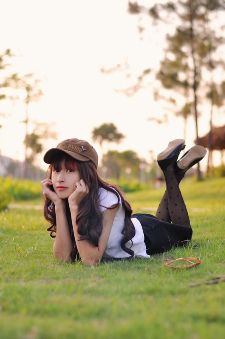 """Tấm ảnh này của bạn Đỗ Anh Tuấn đã khiến nhiều chàng trai vô comment """"xin link""""."""
