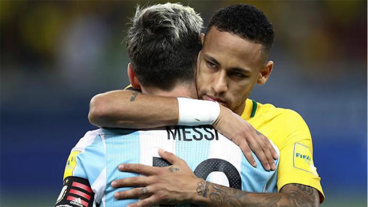 Neymar và người Brazil có ra tay giúp Messi?