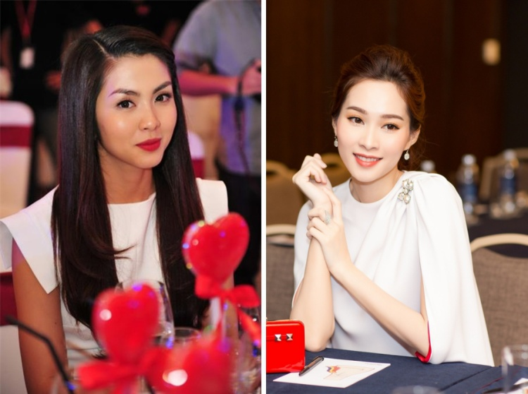 Cùng một nụ cười rạng rỡ ngày lên xe hoa, mong rằng Hoa hậu Thu Thảo cũng thật hạnh phúc như Tăng Thanh Hà!
