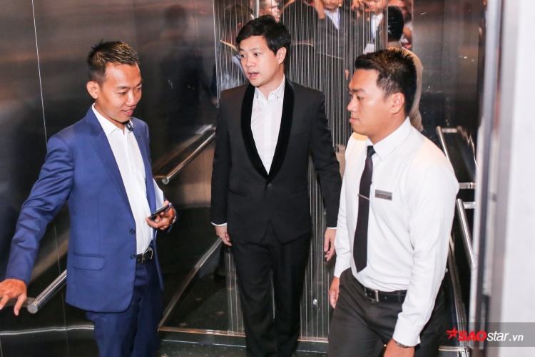Ông xã Đặng Thu Thảo hiện là người thừa kế của tập đoàn Trung Thủy, đảm nhận vị trí Tổng giám đốc.