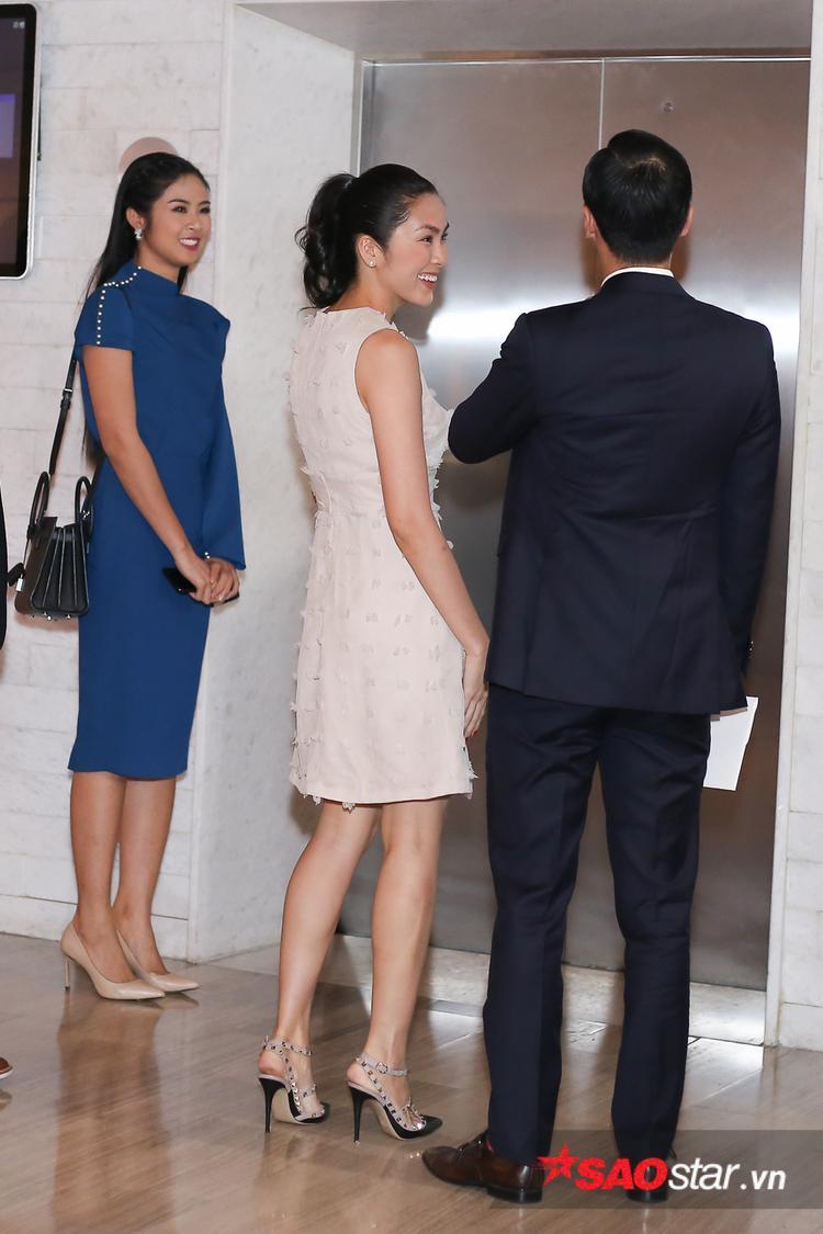 Hai vợ chồng Hà Tăng - Louis Nguyễn chơi khá thân với doanh nhân Trung Tín.