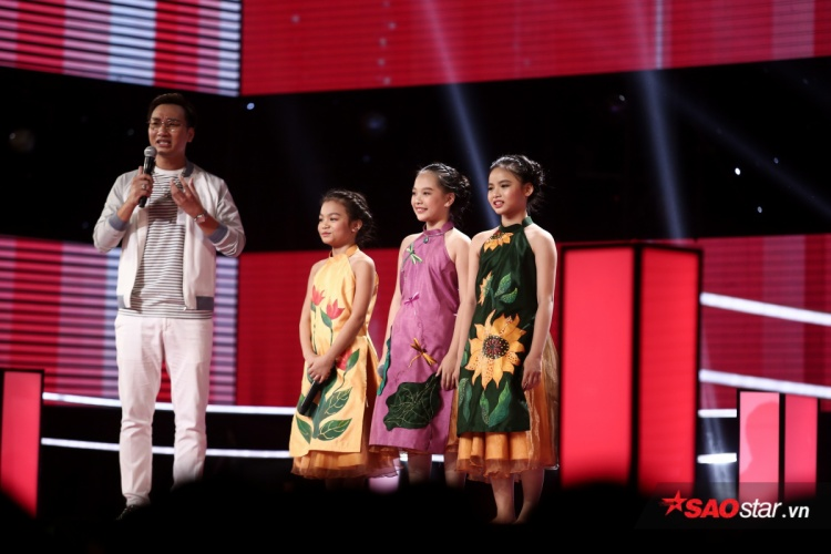 Hoài Ngọc là thí sinh được lựa chọn chiến đấu trong các vòng thi tiếp theo.