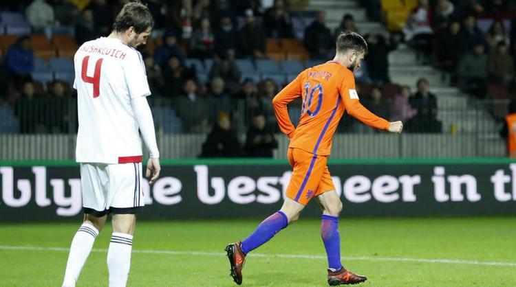 Hà Lan sẽ lại vắng mặt ở một giải lớn.