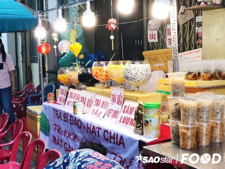 Trở về tuổi thơ với các món ăn trong phố Lương Nhữ Học