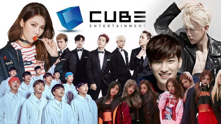 """BtoB chật vật mãi vẫn không thể lên hàng """"top"""", CLC ra mắt ấn tượng nhưng giờ chỉ còn là cái tên """"nhạt nhòa"""" trong làng nhạc, nhóm nhạc mới Pentagon cũng chưa có tiếng tăm, Cube hiện tại có thể nói là chỉ """"sống nhờ"""" vào danh tiếng của HyunA."""