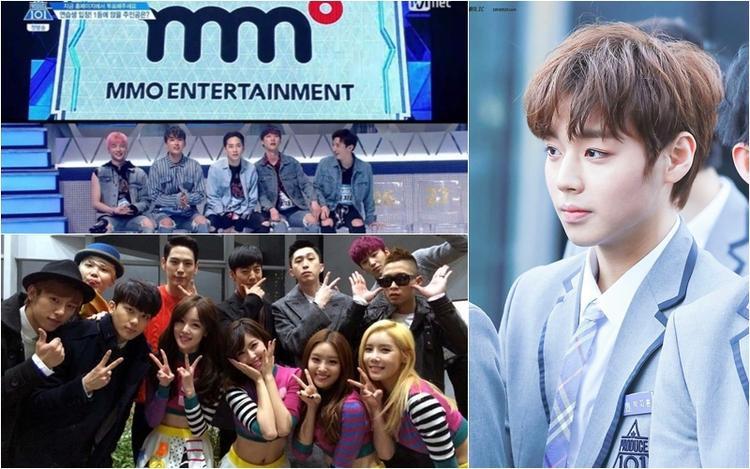 """MMO và Maroo chỉ là hai công ty giải trí """"vô danh"""" trong nền công nghiệp âm nhạc Hàn. Cả hai được chú ý chỉ nhờ sở hữu hai thành viên hot của Wanna One là Park Jihoon và Kang Daniel. Trong khi đó, TS lại từng là một công ty mạnh khi sở hữu B.A.P và Secret."""
