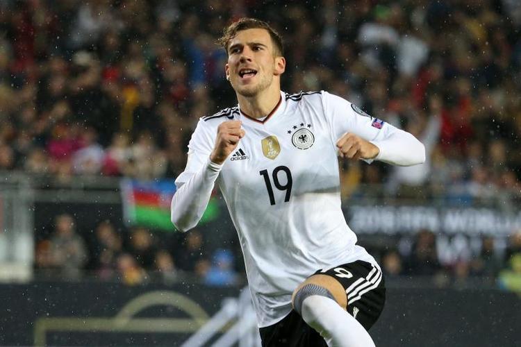 Đức lập kỷ lục ghi bàn ở vòng loại World Cup.