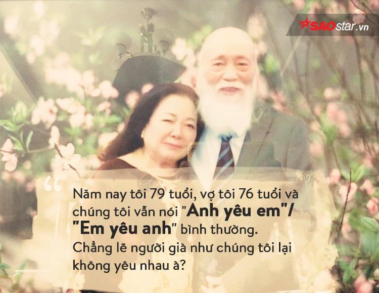 Thầy Văn Như Cương còn được nhiều người ngưỡng mộ bởi câu chuyện tình yêu cảm động với người vợ của mình. Sự ra đi của thầy chắc chắn sẽ để lại nhiều nỗi buồn thương, trống vắng.