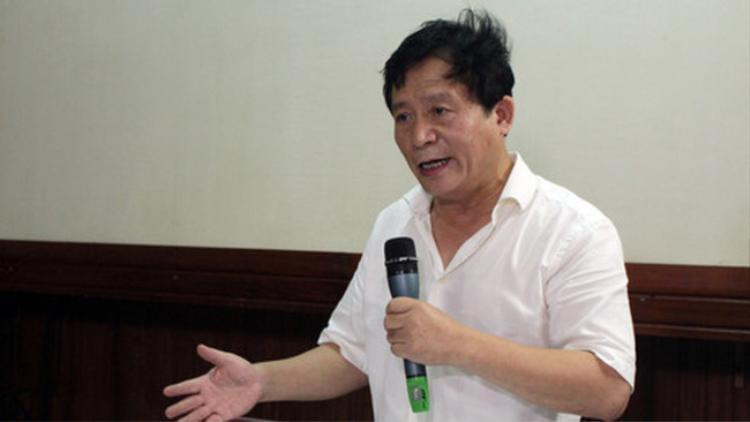 Ông Nguyễn Thủy Nguyên (Chủ tịch Hội đồng quản trị Tổng công ty Vận tải Thủy Vivaso)