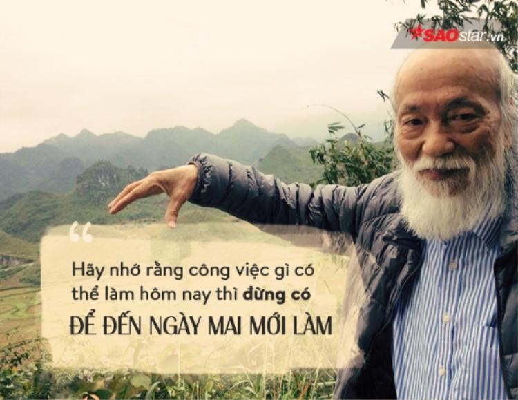19.000 hạc giấy và bài ca đồng thanh ngày ấy sẽ cùng tiễn biệt thầy Văn Như Cương
