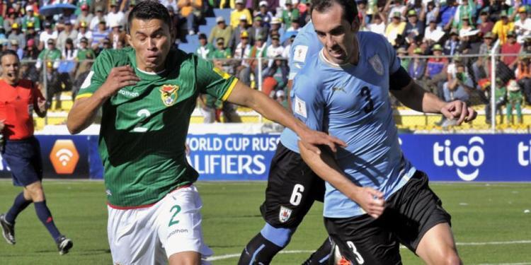 Uruguay sẽ không khó đạt mục tiêu trước Bolivia.