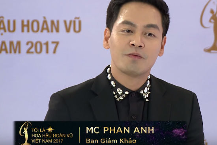Mai Ngô nhận gạch đá vì thái độ tại Hoa hậu Hoàn vũ Việt Nam, MC Phan Anh bất ngờ lên tiếng bênh vực