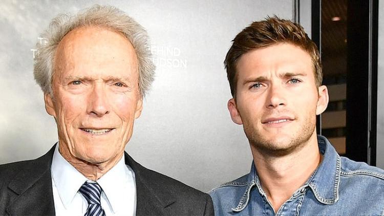 Clint Eastwood và Scott Eastwood