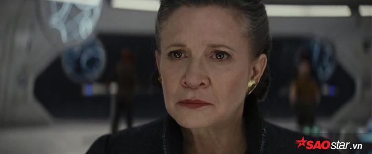 Trailer phim Star Wars: The Last Jedi khiến người xem rùng mình vì quá bi tráng và tăm tối