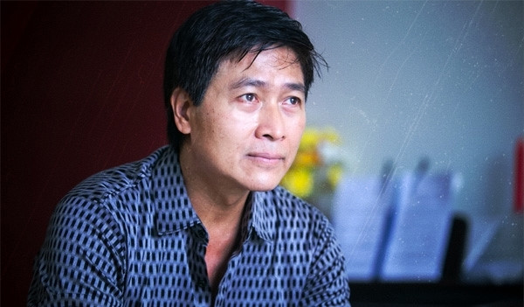 Đạo diễn - diễn viên Quốc Tuấn.