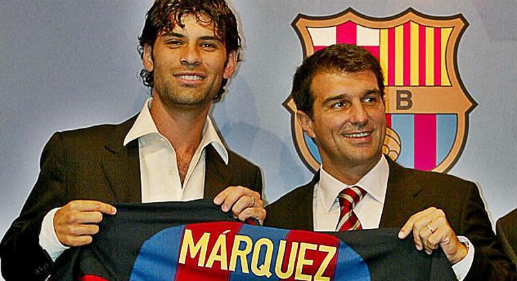 Anh từng là cầu thủ quan trọng của Barcelona trong gần thập niên.