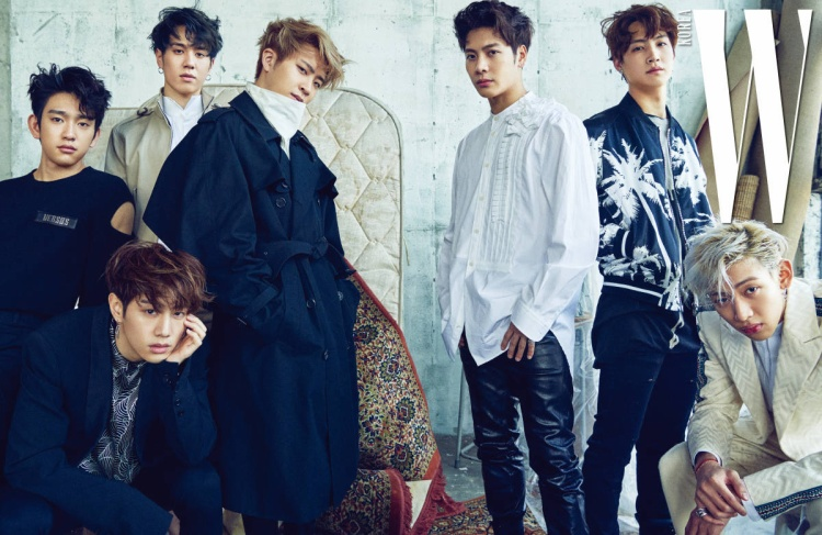 GOT7 vừa trở lại cùng ca khúc You Are. Nhóm cũng sẽ chính thức quảng bá bài hát mới tại các sân khấu âm nhạc trong tuần này.