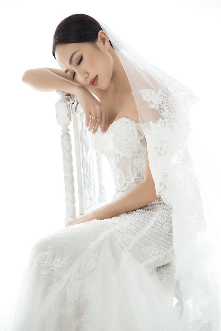 Đời không như phim,có cưới ở đâu thì Diệu Nhi vẫn phải làm cô dâu một mình