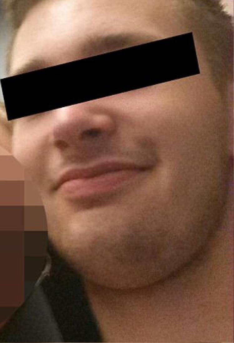 Christian J. lạm dụng tình dục bé gái 4 tuổi từ tháng 10/2016 cho đến tháng 7/2017.