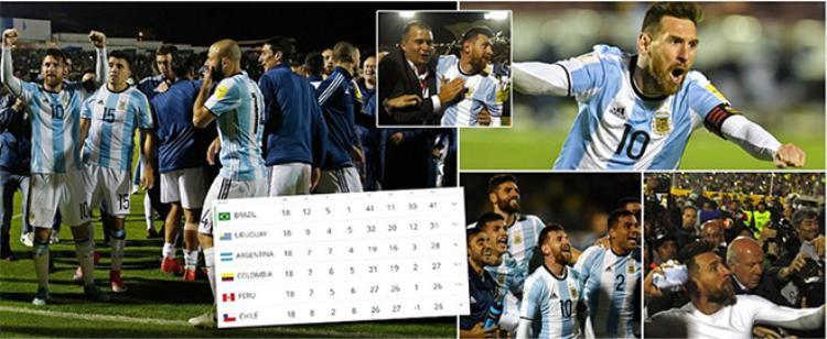 Niềm vui của Messi và Argentina xem ra cũng là niềm vui của toàn bộ CĐV trung lập.