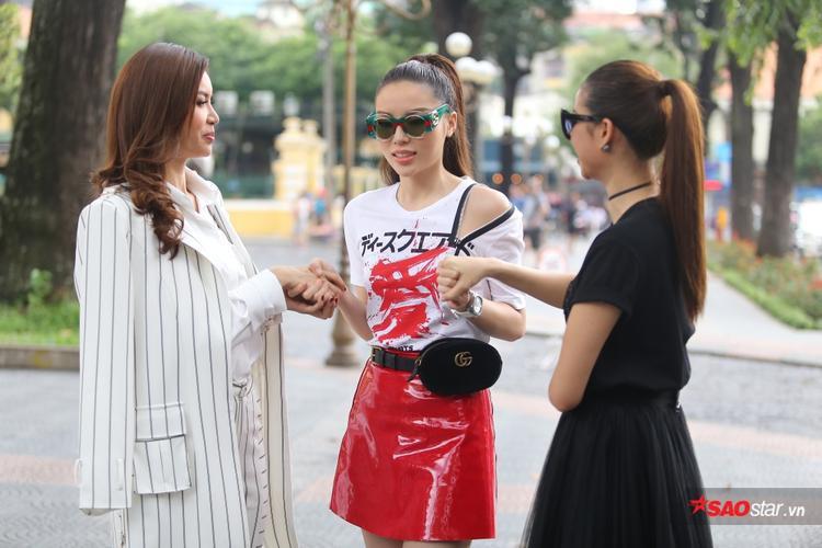 Bộ ba HLV Minh Tú - Kỳ Duyên - Phạm Hương vừa được NSX công bố.