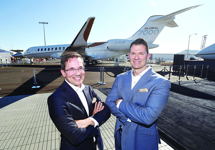 Soi độ sang chảnh của chiếc máy bay đắt nhất thế giới trị giá 176 tỷ đồng