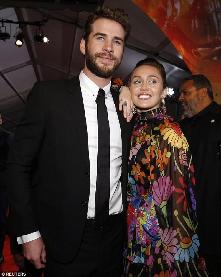 Có thể nói, buổi họp báo ra mắt phim Thor: Ragnarok là sự kiện của nhà Hemsworth khi anh trai Chris của Liam đóng vai chính.